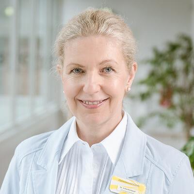 Porträt von Dr. med. Rotraud Scheiderbauer
