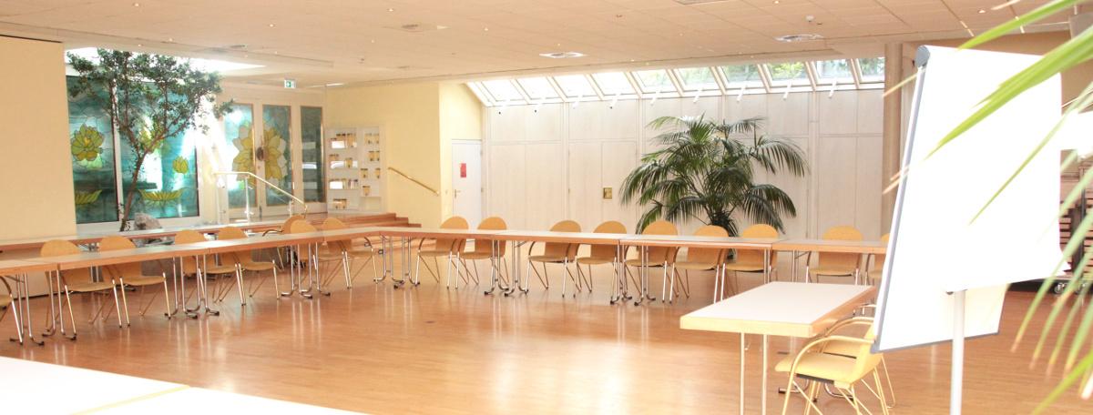 Unsere Veranstaltungsräume der Klinik